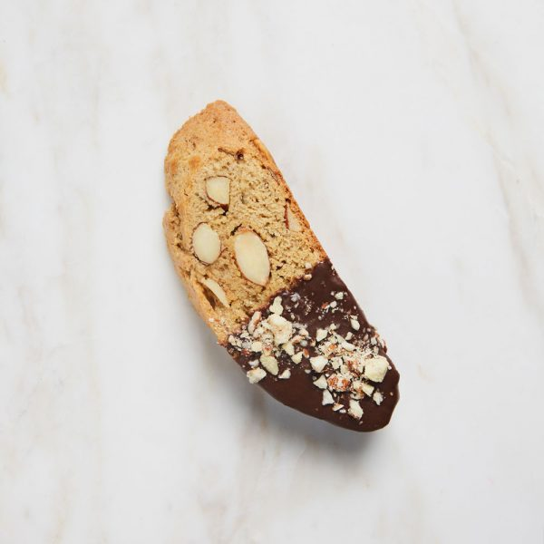 almond dipped chocolate